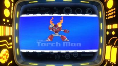 Mega Man 11 - Demo trailer announcement