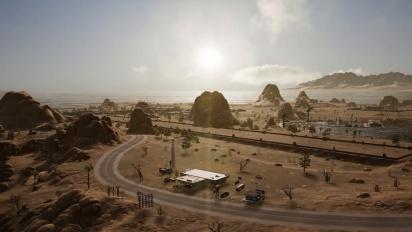 PlayerUnknown's Battlegrounds - Training Mode Trailer