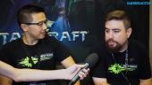 GRTV intervjuar Blizzard om Starcraft II