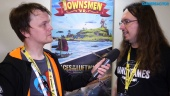 GRTV intervjuar studion bakom Townsmen VR