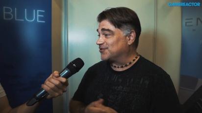 GRTV pratar med skaparen av Beyond Blue