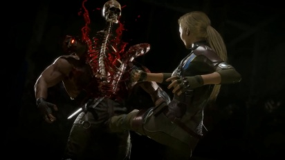 Mortal Kombat 11 - Cassie Cage Reveal Trailer