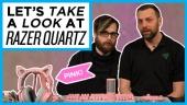 GRTV tafsar lite på Razers nya Quartz-prylar