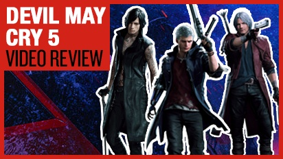 GRTV videorecenserar Devil May Cry 5
