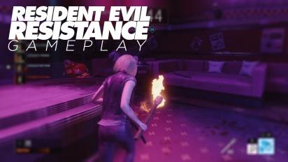 Resident Evil Resistance - Våra höjdpunkter