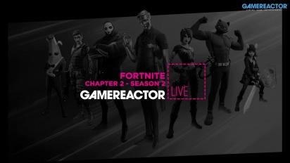 GRTV spelar Fortnite - Chapter 2: Season 2