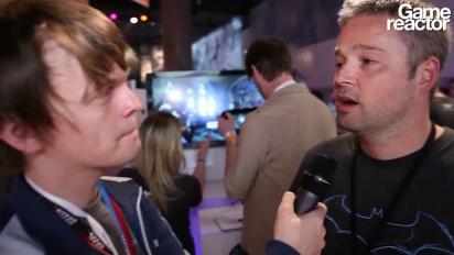 E3 12: Batman: Arkham City - Armored Edition - Intervju
