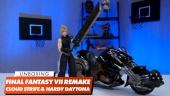 GRTV packar upp FFVII-figurerna från Play Arts Kai