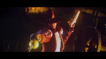 Warhammer: Chaosbane - Witch Hunter Trailer