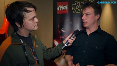 Lego Star Wars: The Force Awakens - Intervju med Tim Wileman