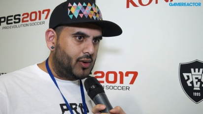 Pro Evolution Soccer 2017 - Adam Bhatti-intervju