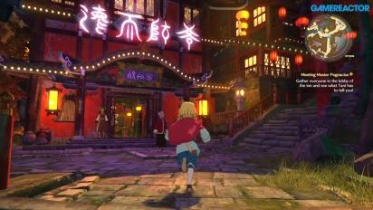 Ni no Kuni II: Revenant Kingdom - Vi spelar kapitel tre