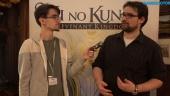 Ni no Kuni II: Revenant Kingdom - Vi pratar med Pierre Tartaix