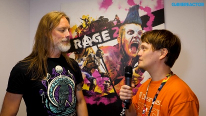 GRTV pratar med Avalanche om Rage 2