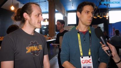 GRTV pratar med folket bakom Sparklite