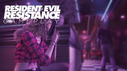 GRTV överlever Resident Evil: Resistance - Survivor