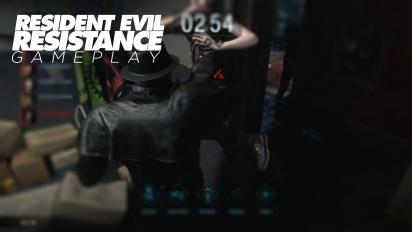 GRTV smeker Resident Evil: Resistance - Mastermind