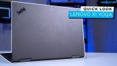 GRTV packar upp Lenovo ThinkPad X1 Yoga