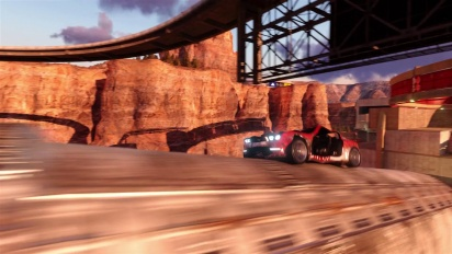 Trackmania 2: Canyon - Platform Trailer