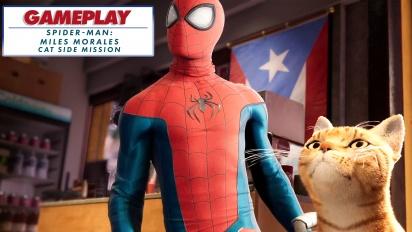 Spider-Man: Miles Morales - Sidouppdraget Spider-Cat