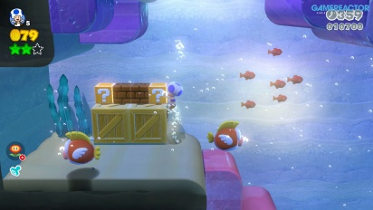 Super Mario 3D World - Singleplayer