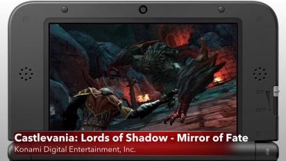Nintendo 3DS - Sizzle Trailer