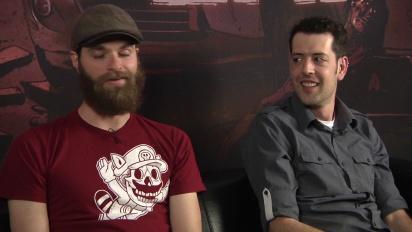 The Walking Dead: 400 Days - Developer Interview
