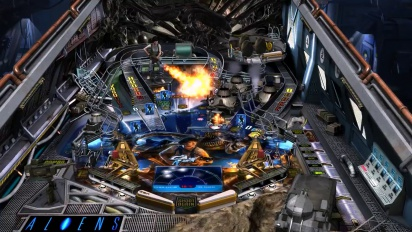 Aliens vs. Pinball - Aliens Pinball Trailer
