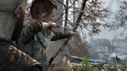 God of War - E3 2016 Gameplay Walkthrough With Developer Commentary