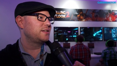 Killing Floor 2 - Bill Munk-intervju
