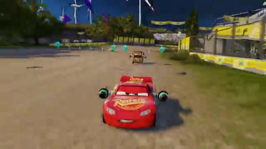 cars 3 driven to win reveal trailer. Black Bedroom Furniture Sets. Home Design Ideas