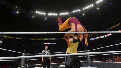 WWE 2K18 - Road to Glory Trailer