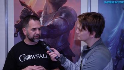 Vi pratar onlinerollspel med Crowfalls J Todd Coleman