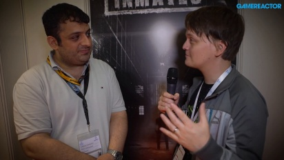 Inmates - Intervju med Davit Andreasyan