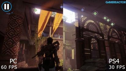 Vi jämför Destiny 2 på PC och Playstation 4 Pro
