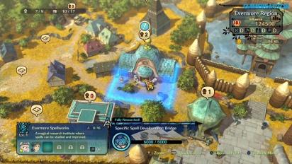 Vi spelar kapitel fyra i Ni no Kuni II: Revenant Kingdom