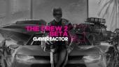 GRTV lirar The Crew 2-betan en stund