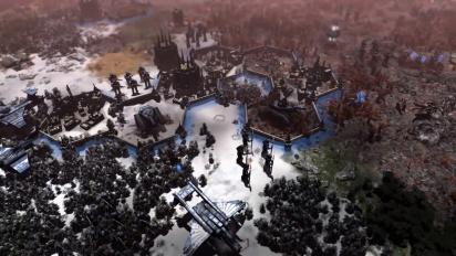 Warhammer 40 000 - Gladius - Relics of War Announcement Trailer