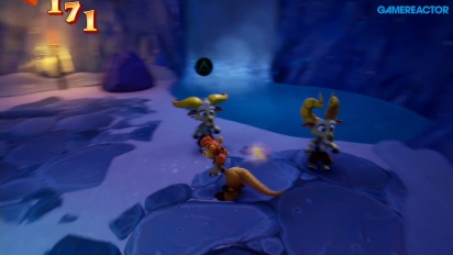 GRTV spelar Spyro: Reignited Trilogy - Sheila's Alp