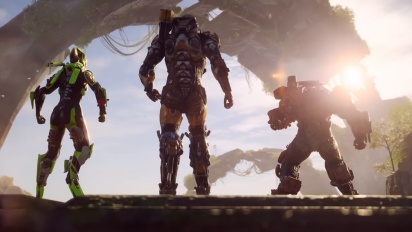 Anthem - Gameplay Series, Part 1: Story, Progression, and Customization