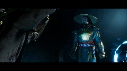 Mortal Kombat 11 - Story Prologue Trailer