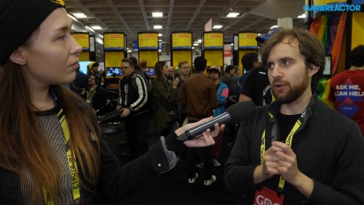 GRTV på GDC19: Vi pratar med folket bakom Noita
