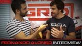 GRTV pratar om Grid med självaste Fernando Alonso