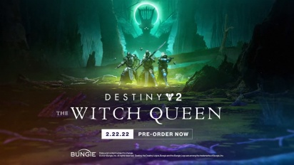 Destiny 2: The Witch Queen - Gameplay Trailer