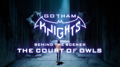 Gotham Knights - Court of Owls Behind The Scenes