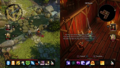 Divinity: Original Sin - Enhanced Edition - Console Co-op Trailer