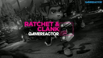 Vi testspelar Ratchet & Clank till Playstation 4