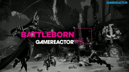 Vi testar Battleborn / Early Access