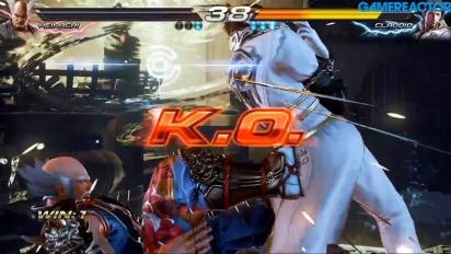Tekken Tour - Comic-Con Svenska finalerna - Livestream-repris