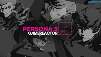 Persona 5 - Livestream-repris